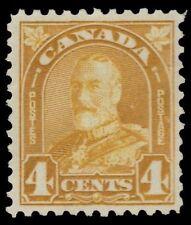 """CANADA 168 - King George V """"Arch"""" (pf92336) $25"""