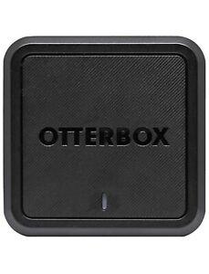 Otterbox Single Port USB-C UK Plug Wall Charger Fast 3A 27W Black