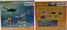 Schleich 42329 Spielzeugfigur Taucher auf Schatzsuche Spielset unter Wasser