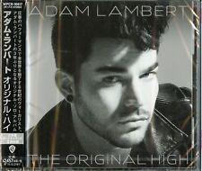 ADAM LAMBERT-THE ORIGINAL HIGH-JAPAN CD BONUS TRACK F45