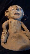 """Orig $399. Pre Columbian Sinu Crypt Top Figure 8"""" Provenance"""