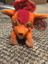 Pokemon Plush Vulpix KFC Special Edition 1998 doll soft stuffed figure toy