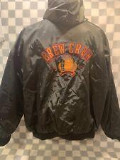 BREW CREW Official Taste Tester Steve & Barry's Jacket Coat Size XL