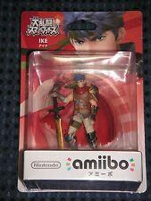 Nintendo amiibo Figure Ike Fire Emblem Switch Super Smash Bros Ultimate JAPAN FS