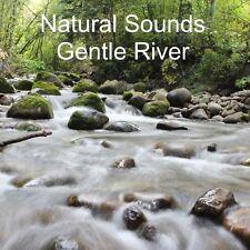 NATURAL SOUNDS GENTLE RIVER RELAXATION DEEP SLEEP STRESS RELIEF MEDITATION CD