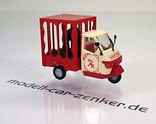 Busch 48489 Piaggio Ape 50 » Zirkuswagen « -Cirkus