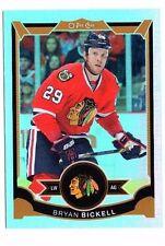 Bryan Bickell 2015-16 O-Pee-Chee, Rainbow Foil, Hockey Card !!