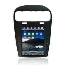 """Android 7 Tesla screen 9.7"""" Car radio GPS for Dodge Journey& Fiat Freemont"""