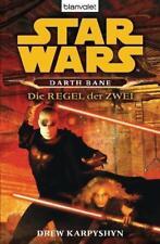 Star Wars™ - Darth Bane von Drew Karpyshyn (2008, Taschenbuch)