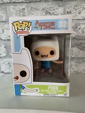 FUNKO POP #32 Adventure Time Finn