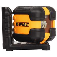 DeWalt RED CROSS LINE LASER LEVEL DW08802-XJ 12m Range, Dust & Water Protection