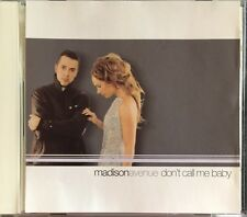 "Don't Call Me Baby [Import CD/12"" #1] [Maxi Single] by Madison Avenue (CD, May-2"