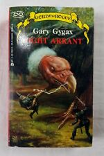 Gary Gygax NIGHT ARRANT 1st Print Gord The Rogue 1987 Dungeons Dragons Paperback