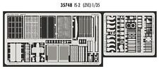 Eduard 1/35 JS-2 etch For Zvezda kits # 35748