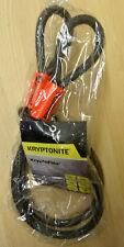 Kryptonite KryptoFlex 4ft 1.2m Looped Bike Security Cable
