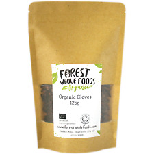 Forest Whole Foods - Organic Whole Cloves 125g
