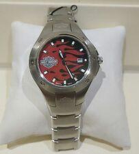 Orologio Donna Harley Davidson by Bulova 76B30 Acciaio steel watch