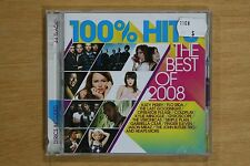 100% Hits: The Best Of 2008  - Katy Perry, Coldplay, Flo Rida  (Box C267)