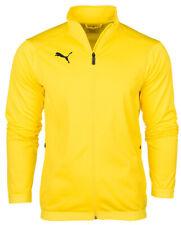 Puma Liga Training Jacket Electric Mens Zip Tracksuit Top Jumper Sweatshirt