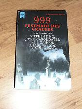 999 Festmahl des Grauens. Heyne Bücher Nr.13213