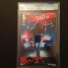 IMAGE Thief Of Thieves #4 1ST PRINT CGC 9.6 Kirkman LOW PRINT WALKING DEAD 19