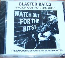 Blaster Bates Comedy CD 'Watch Out For The Bits' New