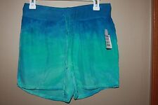 Hard Tail Pull on Shorts Rainbow Horizon  Women's  medium