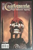 Castlevania The Belmont Legacy #1 first printing 2015 IDW Comic Book