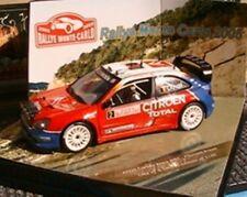 CITROEN XSARA WRC #2 RALLYE MONTE CARLO 2005 DUVAL VITESSE 43220 1/43 PREVOT
