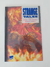 Strang valle feat. Thing/Dr. Strange/Human Torch (1994) us Marvel Select z.1