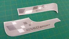 RENAULT CLIO SPORT RS 200 2.0 variable decals stickers Graphics avant et pare-chocs arrière