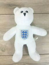 Official Football England Mini Bear Beanie Bear Soft Toy Plush Kids Gift A361-13