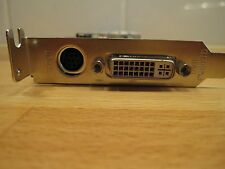 PCI-E GeForce 7200GS 256MB DDR2 DVI-I HDTV Half Height with bracket