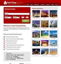 Turnkey Travel Hotel Booking Search Engine Website business Automated System