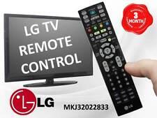 GENUINE LG TV REMOTE CONTROL PART # MKJ32022833 # MKJ39170809 # AKB74115502