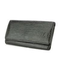 Louis Vuitton key case epi Epi Auth used T10508