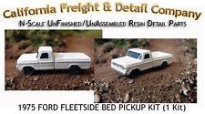 1975 FORD FLEETSIDE BED PICKUP KIT N/Nn3/1:160 Cal Freight & Details Co *NEW*