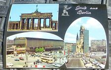 Grüße aus Berlin Ansichtskarte 50er 60er Jahre PfB 20 å *