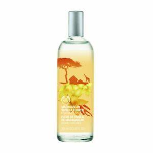 The Body Shop   Madagascan Vanilla Flower Fragrance Mist 100ml   Warm Blend EDT