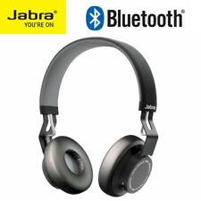 Wireless Headphones JABRA MOVE Bluetooth Stereo Headset for iPhone Samsung BLACK