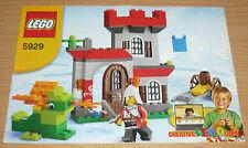 Lego Basic 1 Bauplan 5929, only instruction