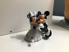 Mickey And Minnie Mouse Wedding Dance Wind Up Toy