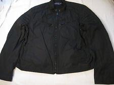 Polo Ralph Lauren Mens Full Zip Nylon Jacket NWT $495  XL Polo Black
