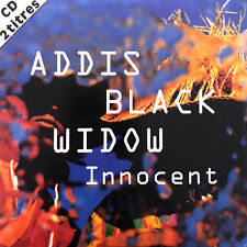 Addis Black Widow CD Single Innocent - Europe (EX+/EX+)