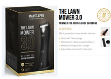 Best Electric Manscaping Groin Hair Trimmer Lawn Mower 3.0 by Manscaped 2020 NEW