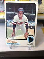 1973 Topps Rod Carew Minnesota Twins #330 Baseball Card