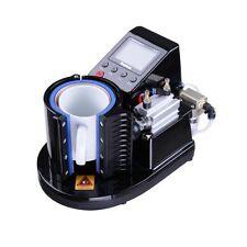 110V 11OZ Pneumatic Mug Heat Press Transfer Machine for Mug Sublimation Printing