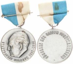Stadtbaurat Wilkens-Medaille 1931 Alemania / Celle Protegen 47906