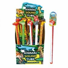 2 x Animal Groan Tube Noisy Musical Toy Instrument Sound Maker Stick Wild Life