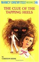 The Clue of the Tapping Heels (Nancy Drew, Book 16) by Carolyn Keene